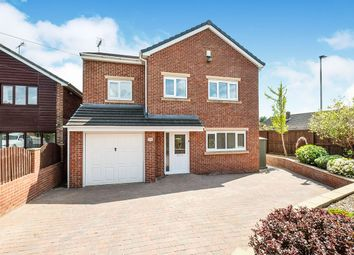 Thumbnail 6 bed detached house for sale in Gildingwells Road, Woodsetts, Worksop, Nottinghamshire
