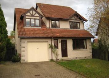 Thumbnail 4 bed detached house to rent in Corse Wynd, Kingswells
