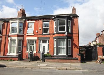 Thumbnail 5 bed end terrace house to rent in Prince Alfred Road, Wavertree, Liverpool, Merseyside