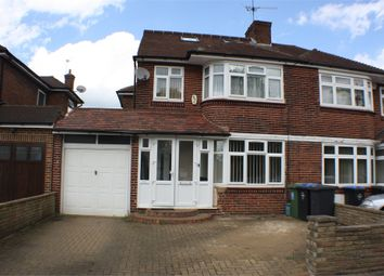 Thumbnail 5 bedroom semi-detached house for sale in Sherborne Gardens, London