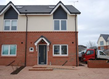 Thumbnail 3 bedroom semi-detached house to rent in Spring Grove, Barrow-In-Furness