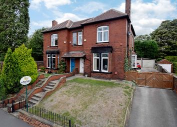 Thumbnail 5 bed semi-detached house for sale in Bradford Road, Wrenthorpe, Wakefield