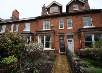 Thumbnail 4 bed terraced house for sale in Westwood Road, Leek, Staffordshire