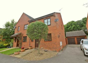 Thumbnail 3 bed semi-detached house to rent in Minorca Grove, Shenley Brook End, Milton Keynes