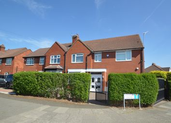 Thumbnail 6 bed semi-detached house to rent in Heywood Road, Prestwich, Manchester