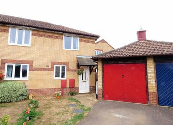 Thumbnail 2 bed semi-detached house for sale in Ash Way, Woodford Halse, Northants
