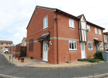 Thumbnail 2 bed end terrace house for sale in Foxgloves, Deeping St James, Market Deeping, Lincolnshire