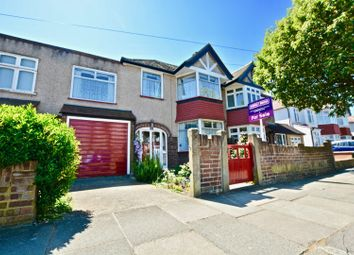 Thumbnail 4 bed semi-detached house for sale in Montrose Avenue, Twickenham