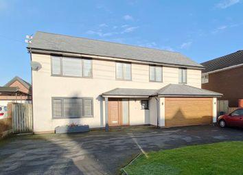 Thumbnail 5 bed detached house for sale in Chapel Lane, New Longton, Preston