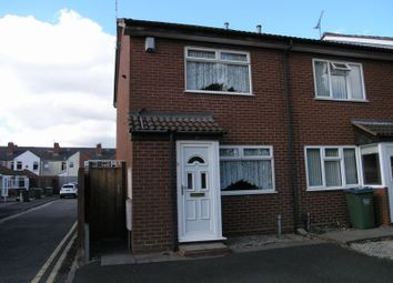 Thumbnail 2 bed terraced house for sale in The Heathlands, Rowley Regis