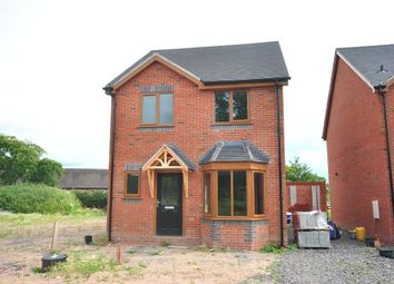 Thumbnail 3 bedroom detached house for sale in Burleydam Road, Ightfield, Whitchurch