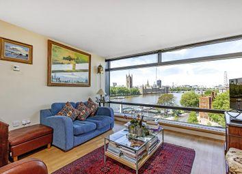Thumbnail 2 bedroom flat to rent in Albert Embankment, London