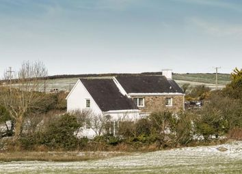 Thumbnail 3 bed detached house for sale in Llanfechell, Amlwch, Isle Of Anglesey