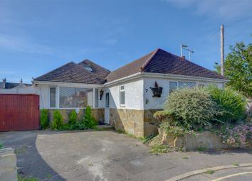 Thumbnail 4 bed detached bungalow for sale in Dawes Close, Worthing