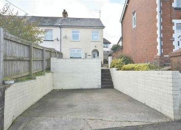 Thumbnail 3 bed end terrace house for sale in Harpers Road, Garndiffaith, Pontypool