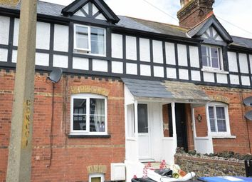 Thumbnail 3 bed terraced house for sale in Chester Road, Westgate-On-Sea, Kent