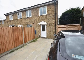 Thumbnail 1 bed property to rent in Lesbury Close, Luton
