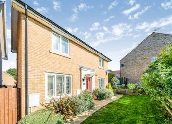 Thumbnail 3 bed detached house for sale in Carey Close, Ely