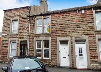 Thumbnail 2 bed terraced house for sale in 13 Warwick Place, Workington, Cumbria