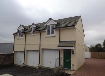 Thumbnail 2 bed flat for sale in St. Mabyn, Bodmin, Cornwall
