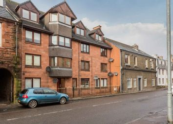 Thumbnail 1 bed flat for sale in Main Street, Renton, West Dunbartonshire