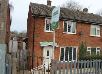 Thumbnail 2 bed semi-detached house to rent in Yew Tree Road, Rugeley