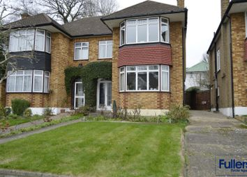 Thumbnail 4 bed semi-detached house for sale in The Orchard, Bush Hill