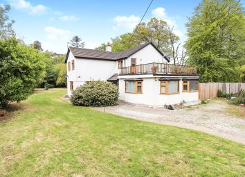 Thumbnail 5 bed detached house for sale in Brandis Corner, Holsworthy