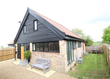 Thumbnail 2 bed barn conversion for sale in Ashfield Road, Elmswell, Bury St Edmunds, Suffolk