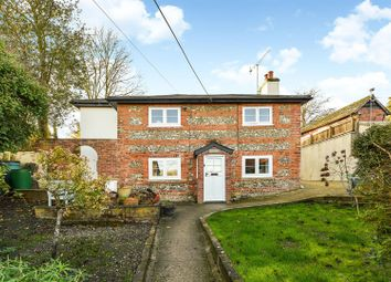Thumbnail 4 bed detached house for sale in Upper Clatford, Andover