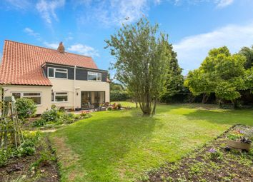 Thumbnail 4 bedroom detached house for sale in High Street, Pointon, Sleaford