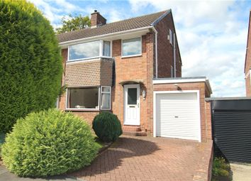 Thumbnail 3 bed semi-detached house for sale in Hastings Avenue, Nevilles Cross, Durham