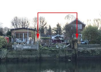 Thumbnail 3 bed detached bungalow for sale in Aquarius, Eel Pie Island, Twickenham