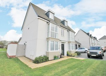 Thumbnail 5 bedroom detached house to rent in Newcourt Way, Exeter