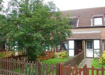 Thumbnail 1 bed terraced house to rent in Fern Walk, Ferndale Road, Ashford