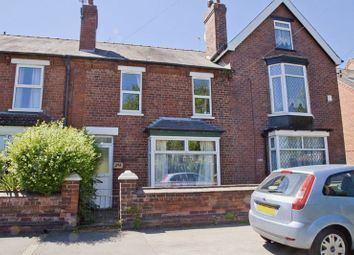 Thumbnail 5 bedroom terraced house to rent in Burton Road, Lincoln
