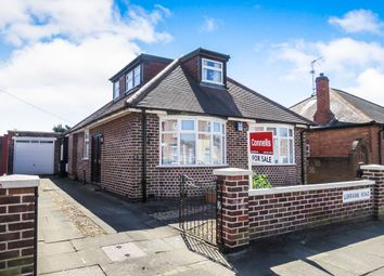 Thumbnail 3 bed detached bungalow for sale in Lorraine Road, Aylestone, Leicester