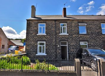 Thumbnail 3 bed end terrace house for sale in Thurlstone Road, Penistone, Sheffield