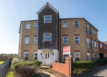 Thumbnail 2 bed flat for sale in Chaucer Grove, Exeter