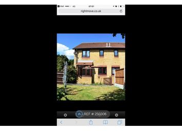 Thumbnail 1 bed semi-detached house to rent in Churchfield, Shoeburyness