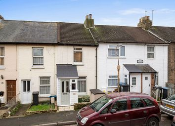 Thumbnail 2 bedroom terraced house for sale in Primrose Road, Dover