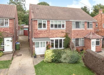 Thumbnail 3 bed semi-detached house for sale in Lower Road, Denham, Buckinghamshire
