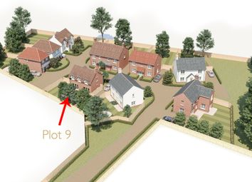 Thumbnail 3 bed detached house for sale in Plot 9, The Nursery, Wainsford Road, Pennington, Lymington, Hampshire