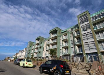 Thumbnail 2 bed flat to rent in Headland Road, Newquay