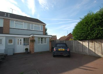 Thumbnail 4 bed semi-detached house for sale in Lucy Close, Stanway, Colchester