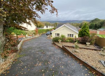 Thumbnail 3 bedroom detached bungalow for sale in Saron Road, Saron, Ammanford