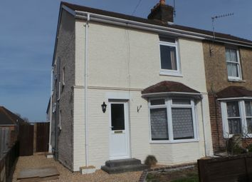 Thumbnail 3 bed semi-detached house to rent in Laburnum Road, Fareham