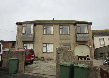 Thumbnail 1 bed flat to rent in Gloucester Place, Penzance