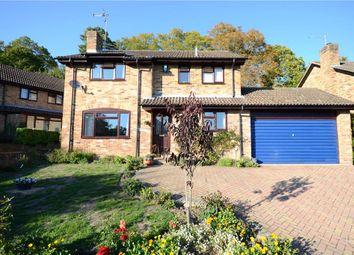 Thumbnail 4 bed detached house for sale in Templar Close, Sandhurst, Berkshire