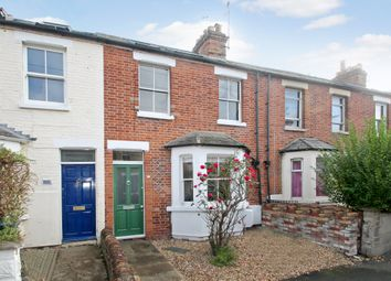 Thumbnail 3 bed terraced house for sale in Marlborough Road, Oxford